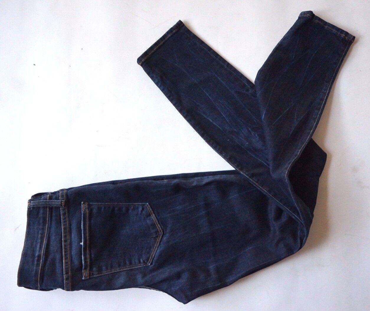 Nwot Rahmen Jeans Prince Street LSJ665 Skinny Blau Jeans Damen Größe 29