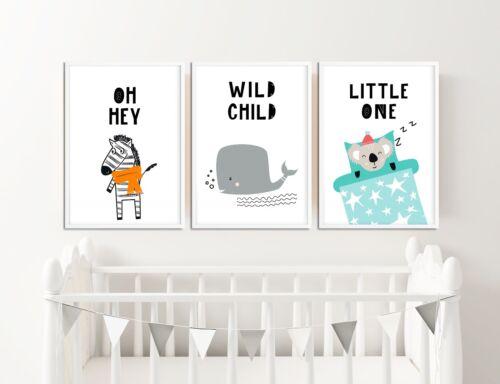 Girls Bedroom Nursery Art Cool Kids Prints Pictures For Boys Prints