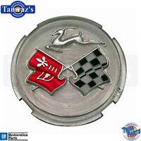 58-60 Chevy Impala Horn Ring Cap Emblem Usa Made