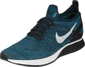 more photos b9ef7 3e1c6 Image is loading NEW-NIKE-AIR-ZOOM-MARIAH-FLYKNIT-RACER-Men-