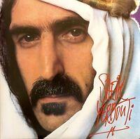Frank Zappa Sheik Yerbouti Zappa Records Sealed 180 Gram Limited Edition Lp