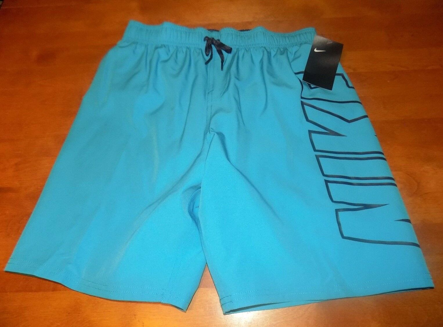 NIKE Men's Swim Board Surf Trunks Swimsuit Trunk Shorts SIZE M NEW WITH TAGS