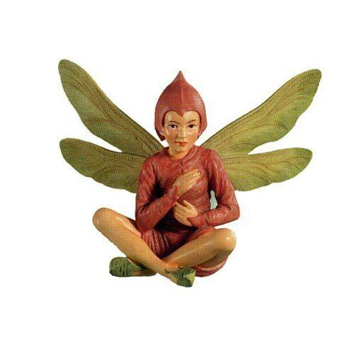 Flower Fairy Aronstabblüte Deko Figur Elfe Fee Blumenkind NEU