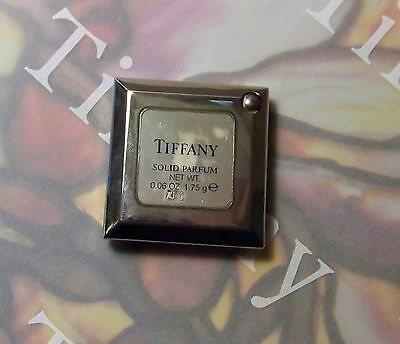 TIFFANY & CO RETIRED TIFFANY SOLID PARFUM COMPACT c1970  1.75G +/- ESTATE STORE