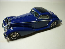 HORCH   853  SPORT  COUPE   1938  1/43  TIN  WIZARD   NO  CHROMES  LUXCAR