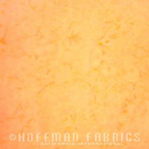 Hoffman 1895 Batik Watercolour Fabric 100/% Cotton Tuttifruitti #479