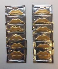 My Spa Life Hydrating Gold Dust Lip Mask - 12 Treatments