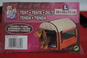 Tenda pieghevole per Cane – Jolly – taglia L 80X55X65 cm - NUOVA - Italia - Tenda pieghevole per Cane – Jolly – taglia L 80X55X65 cm - NUOVA - Italia