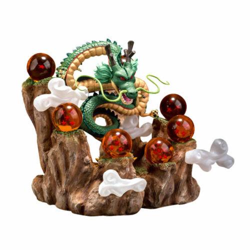 Dragon Ball Z Action Figures Shenron Dragonball Z Figures FULL Set