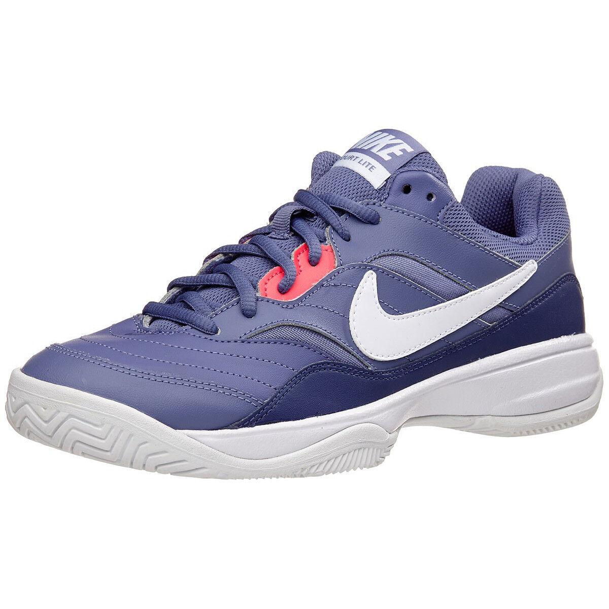 Nike Court Lite Purple Slate 7.5 Women's Tennis Shoes Size 7.5 Slate f2db1c