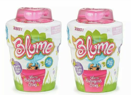 Blume Doll set of 2 Mystery Toys Series 1 Blind pack