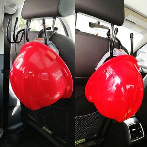 Strong-Adjustable-Flexible-Hard-Hat-Rack-Holder-helmet-rack-2-PK-Universal