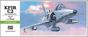 Hasegawa-1-72-israeliano-Air-Force-IAI-KFIR-C2-in-plastica-B7-Japan