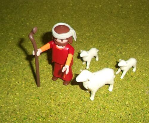 Playmobil BELEN BELEN ALDEANO PASTOR FIGURAS,ACCESORIOS