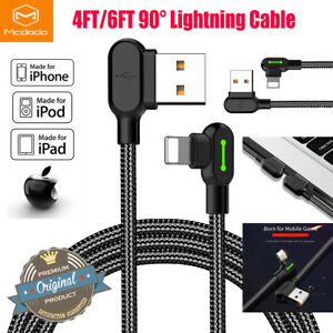 b54280a0706c31 MCDODO Lightning Cable For iPhone X 8 7Plus 6s IOS Fast Charging USB ...