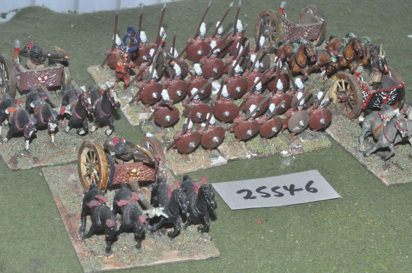 25mm grupo de batalla india clásica-INF (25546)
