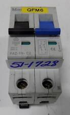 MOELLER CIRCUIT BREAKER FAZ-1N-C2 IEC/EN 60898