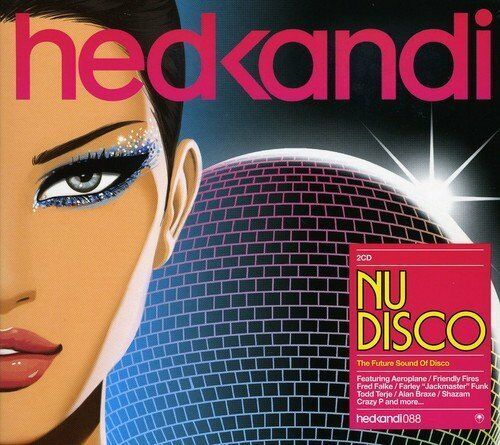 1 von 1 - Hed Kandi Nu Disco the Future Sound of (FRIENDLY FIRES Tom Middleton ) 2CD OVP