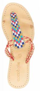 Cocobelle Mujer Sandalias Sandalia de cuero antideslizante en Cali Diapositiva Sandalias Flecha Nuevo con etiquetas