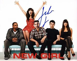 GFA-New-Girl-Nick-Miller-JAKE-JOHNSON-Signed-8x10-Photo-AD4-COA