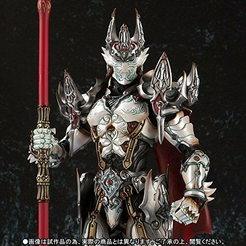 NEW Makai Kadou Garo The Midnight Sun Knight DAN Action Figure BANDAI from Japan