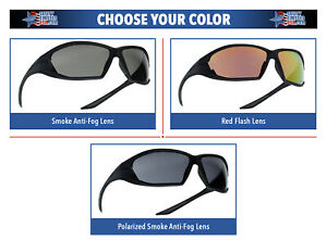 Bolle-Ranger-Tactical-Safety-Glasses-amp-Sunglasses-Work-Eyewear-Choose-Lens-Color
