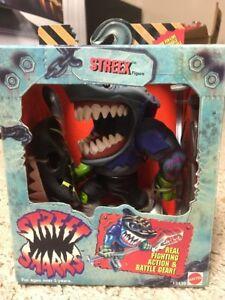 Street Sharks Streex