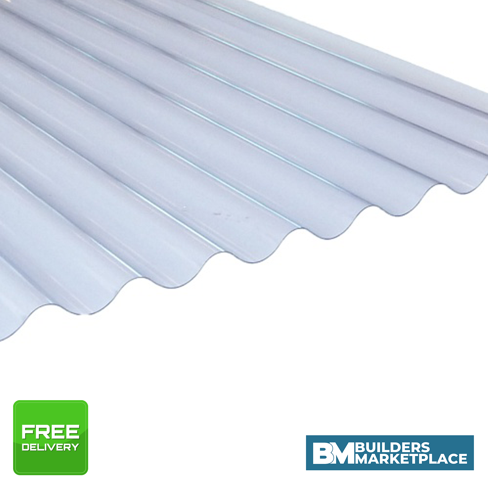 Plastic Roofing Sheets Clear Corrugated Plastic Roofing