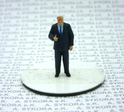 PREISER Miniaturfigur Exklusivserie H0//1:87 Horst Seehofer #28211 NEU//OVP