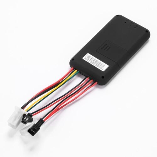 GPRS SMS vigilancia localización antirrobo Rastreador GPS tracker gt06ab GSM