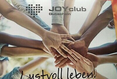 Joy Club Gutschein