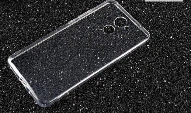 Cover Gel TPU Huawei Y7/Enjoy 7 Plus Clear Silicone 100%