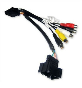 Audio-Video-AV-Input-Lead-Cable-Adapter-for-BMW-3-5-X5-E46-E39-E53-with-Navi
