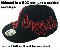 Insane Clown Posse Icp Hatchet Man Juggalo Black/red Hat Licensed