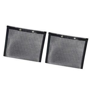 Non-Stick BBQ Mesh Grill Bag High Temperature Barbecue Baking Mat Pad /_NEW