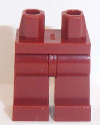 Lego Legs Dark Red x 1 for Minifigure