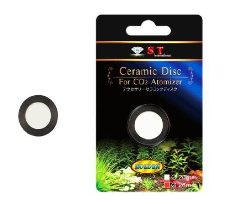 ST International CERAMIC REPLACEMENT DISC For Aquarium CO2 Atomizers