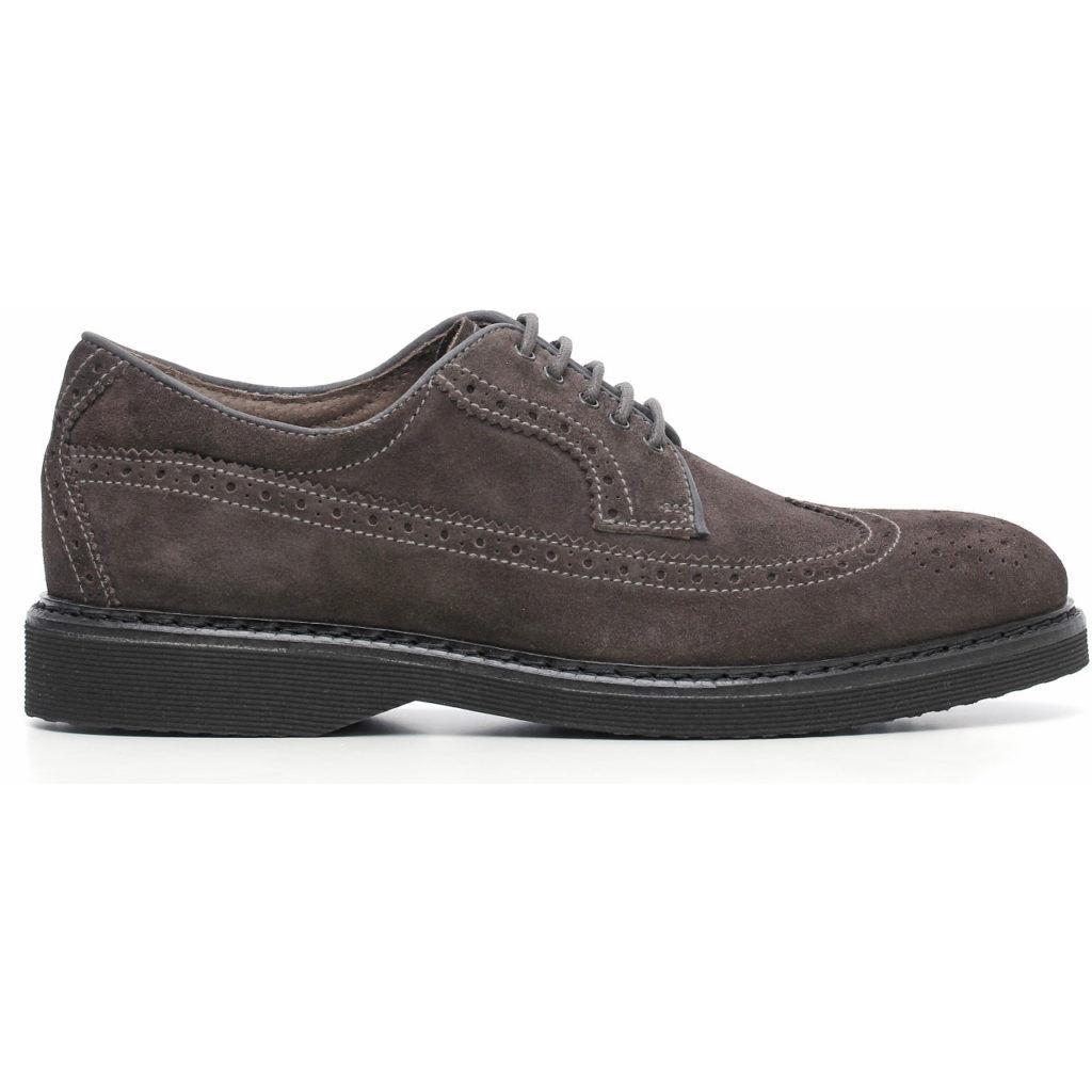 scarpe uomo nero nero nero giardini A604481U/102 ef042e