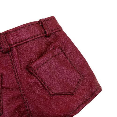1//6 1:6 Weibliche Mini Kurze Hose Outfit Kleidung Anzug Puppenkleidung für 12
