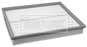 Borg-amp-Beck-Filtro-de-aire-BFA2000-Totalmente-Nuevo-Original-5-Ano-De-Garantia