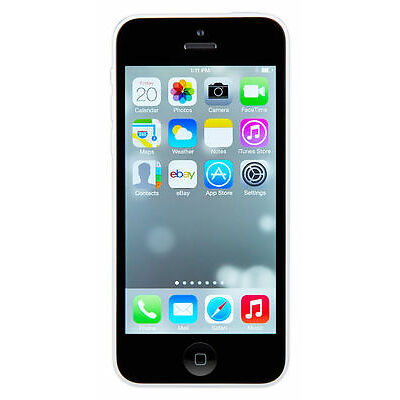 Apple iPhone 5c     -   32GB   -     WEISS      ;    Smartphone     ohne Simlock