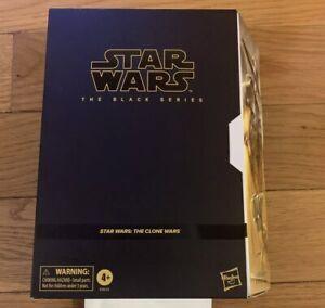 Star Wars SDCC 2020 Black Series Clone Wars Cad Bane Todo 360 Pulse Exclusive