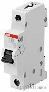 ABB-S201-C16-Termale-Magnetico-Interruttore-Magnetotermico-Miniatura-C-Curvata