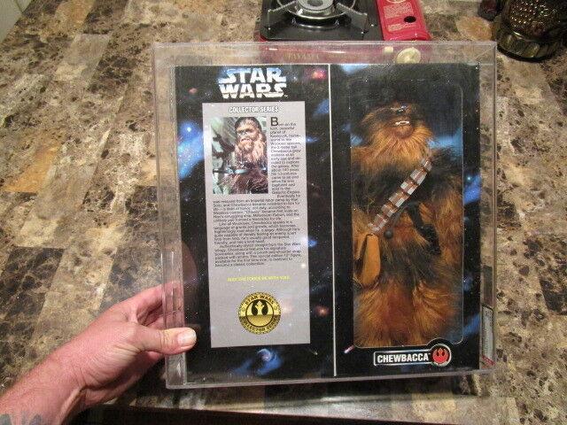 calidad fantástica Estrella Wars 1997 Kenner autoridad autoridad autoridad Figura de Acción 90 serie 12  Muñeca Chewbacca IV-Sellado & calificado  alta calidad general