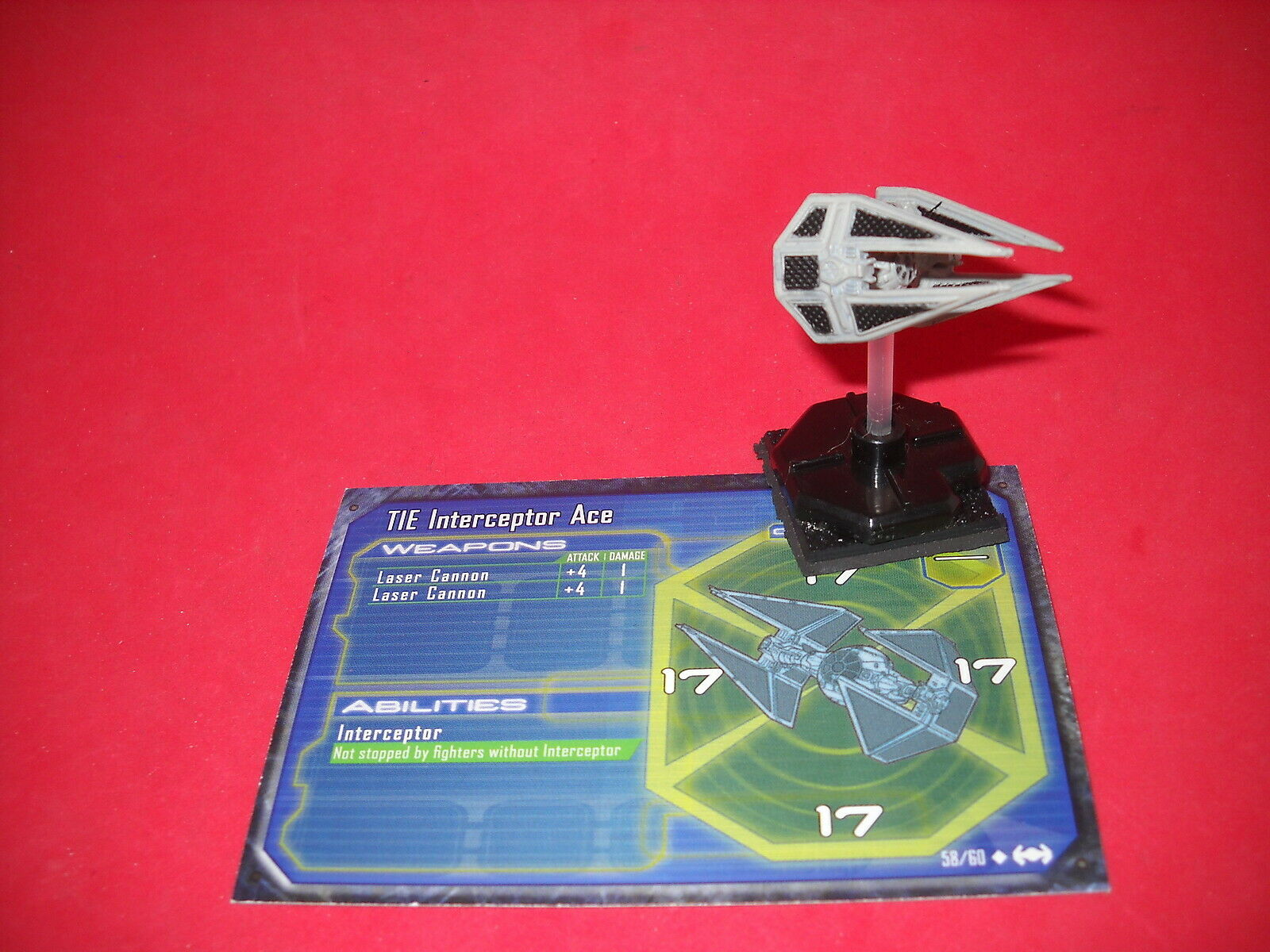 Star Wars Starship Battles #54 TIE Bomber