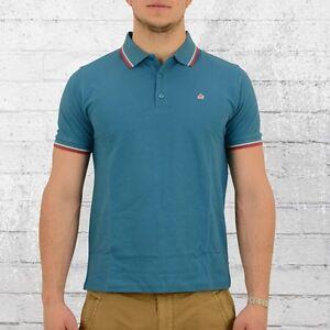 new product 1849b 9e5a6 Details zu Merc London Herren Poloshirt blau Polohemd Card Polo Shirt  Männer men's