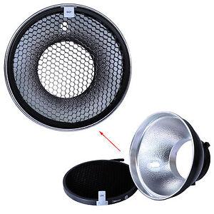 180mm-Metal-Reflector-Softbox-Honeycomb-Grid-for-Bowens-Studio-Strobe-Flash