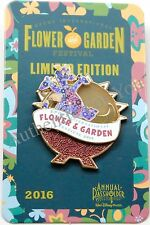 2016 Disney Epcot Flower & Garden Annual Passholder FIGMENT Limited Edition Pin