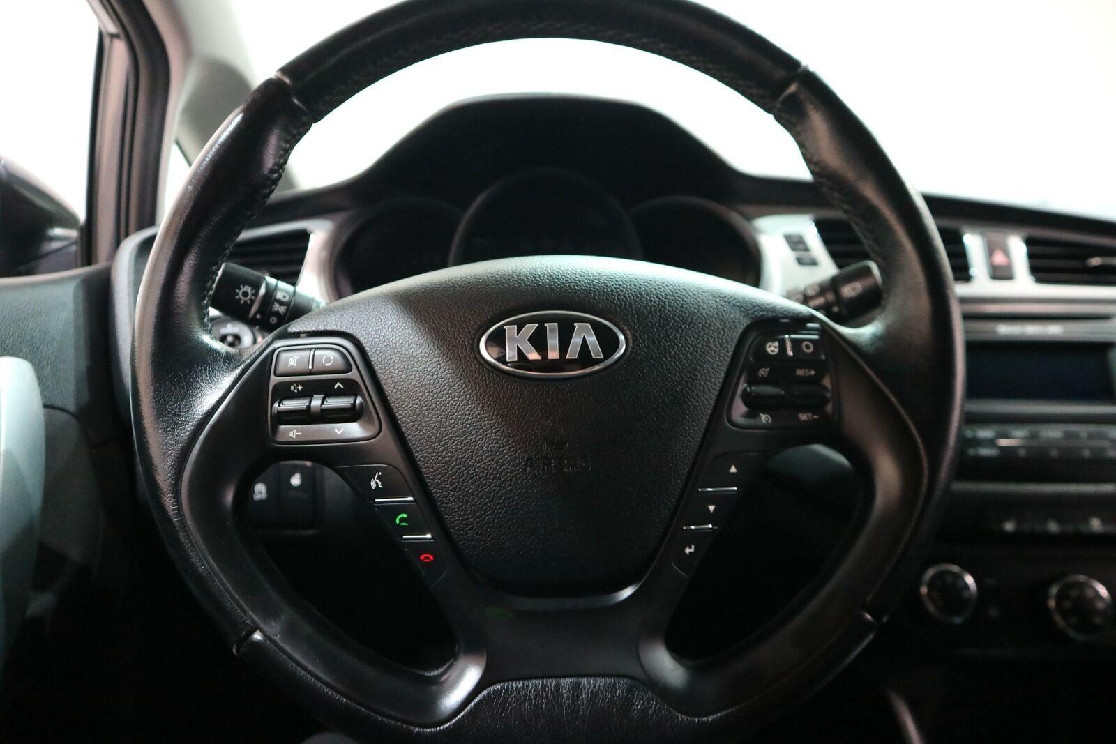 Kia Ceed 1,6 GDi Style+ - billede 3