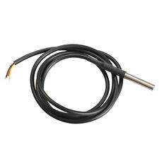 VS2# 1pcs DS18b20 Waterproof Temperature Sensors Thermistor Temperature Control